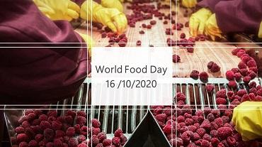 World Food Day 16/10/2020