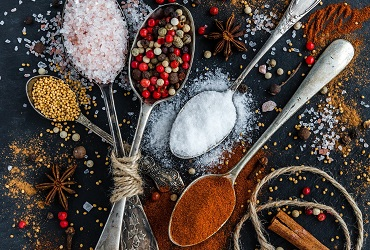Measuring Moisture in Spices and Condiments