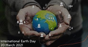 International Earth Day – 20 March 202