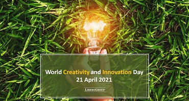World Creativity and Innovation Day – 21 April 2021