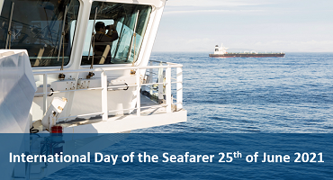 We honour the International Day of the Seafarers