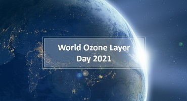 International Day for the Preservation of the Ozone Layer 16 September 2021