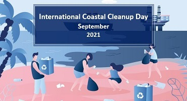 IInternational Coastal Cleanup Day